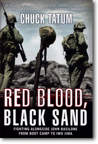 Red Blood Black Sand - Book